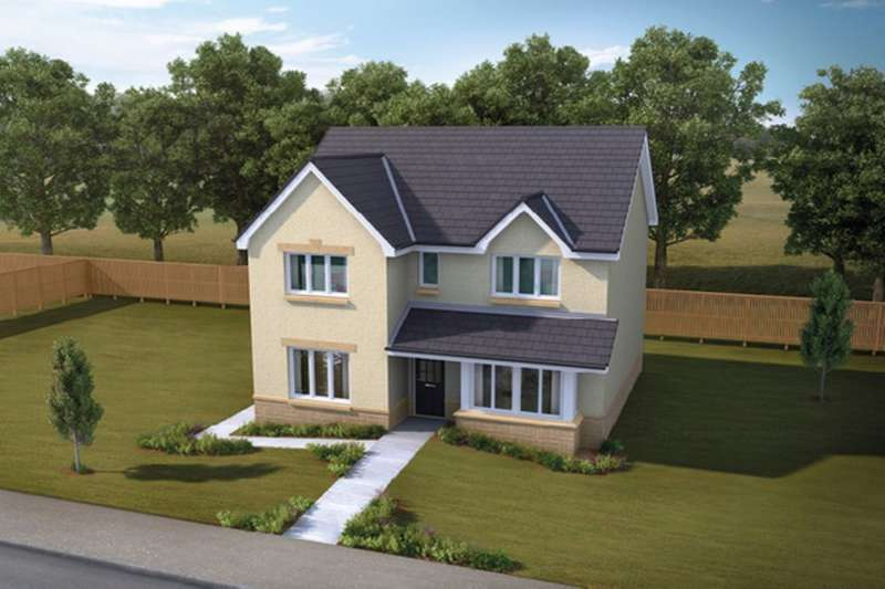 5 Bedrooms Detached House for sale in The Brampton At Long Meadow Tynemount Road, Ormiston, Tranent, EH35
