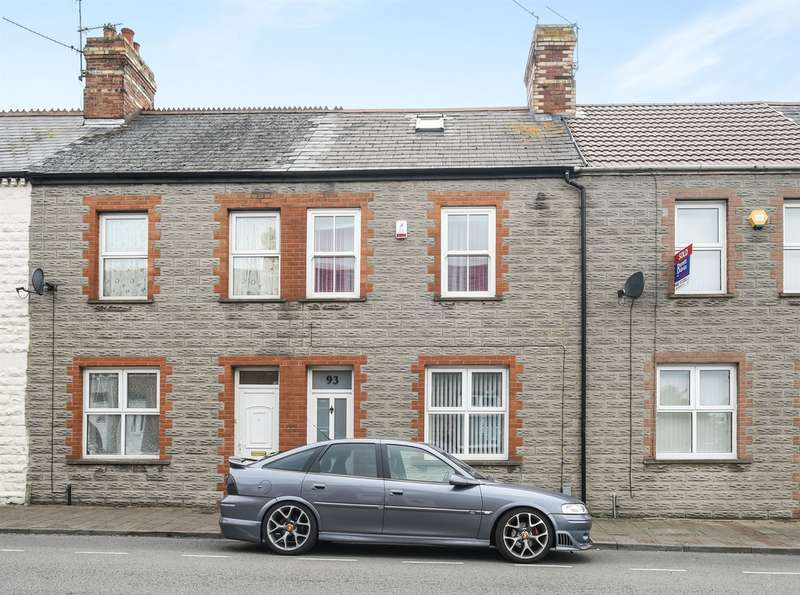 3 Bedrooms Terraced House for sale in Morel Street, Barry