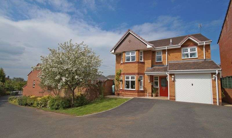 5 Bedrooms Property for sale in Mikado Road, Bromsgrove