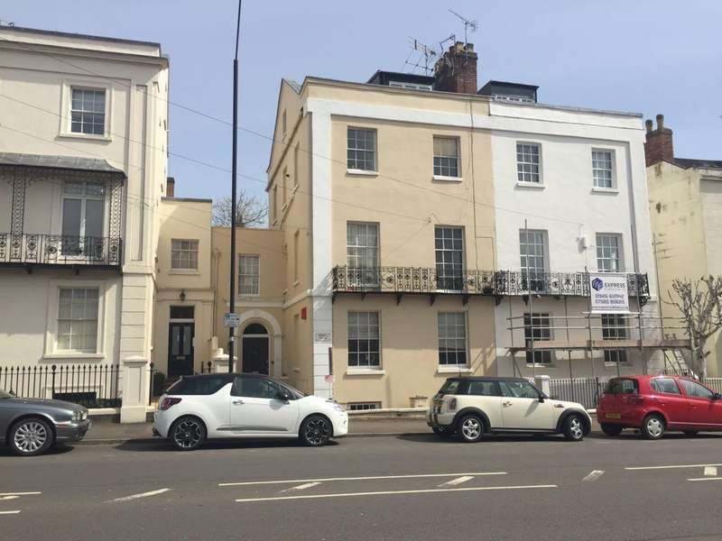 2 Bedrooms Apartment Flat for sale in Dale Street, Leamington Spa