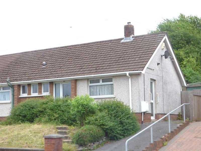 2 Bedrooms House for sale in Trallwn Road, Llansamlet, Swansea