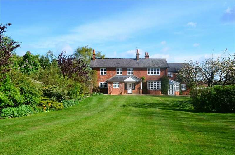 6 Bedrooms Detached House for rent in Littlestead Green Farm, Row Lane, Dunsden, Reading, RG4