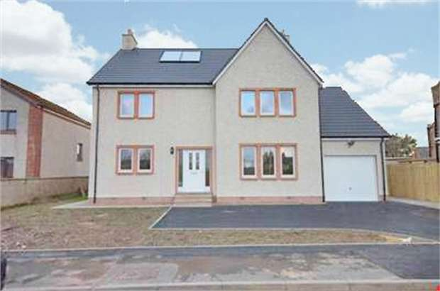 5 Bedrooms Detached House for sale in Redhall Avenue, Fordoun, Laurencekirk, Aberdeenshire