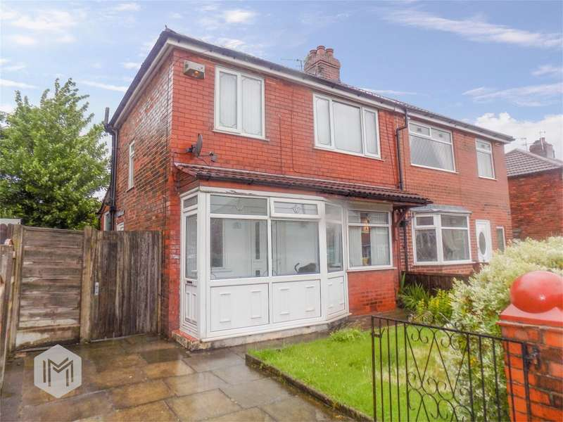 3 Bedrooms Semi Detached House for sale in Dearden Avenue, Little Hulton, Manchester, Lancashire