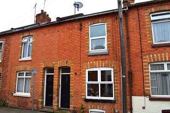 2 Bedrooms Terraced House for sale in Dunster Street, The Mounts, Northampton, NN1 3JY