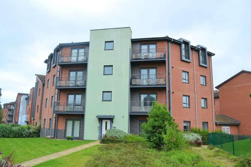 2 Bedrooms Apartment Flat for sale in Strawberry Lane, Lichfield