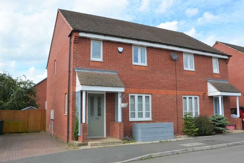 3 Bedrooms Semi Detached House for sale in Redhill Road, Long Lawford