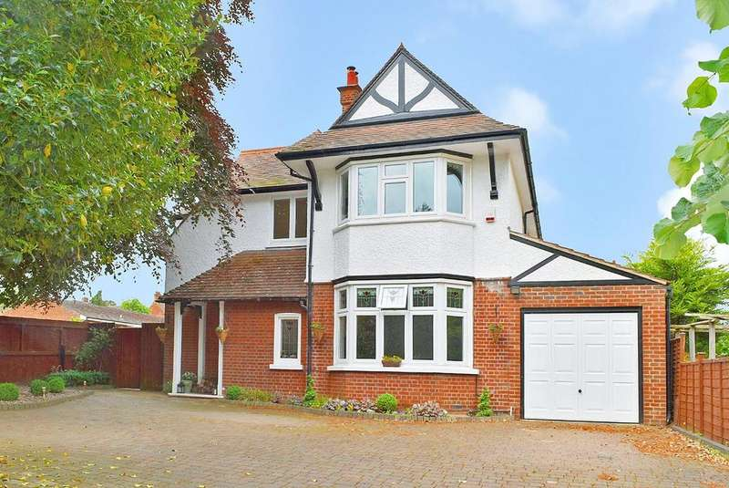 5 Bedrooms Detached House for sale in Stoke Road, Linslade