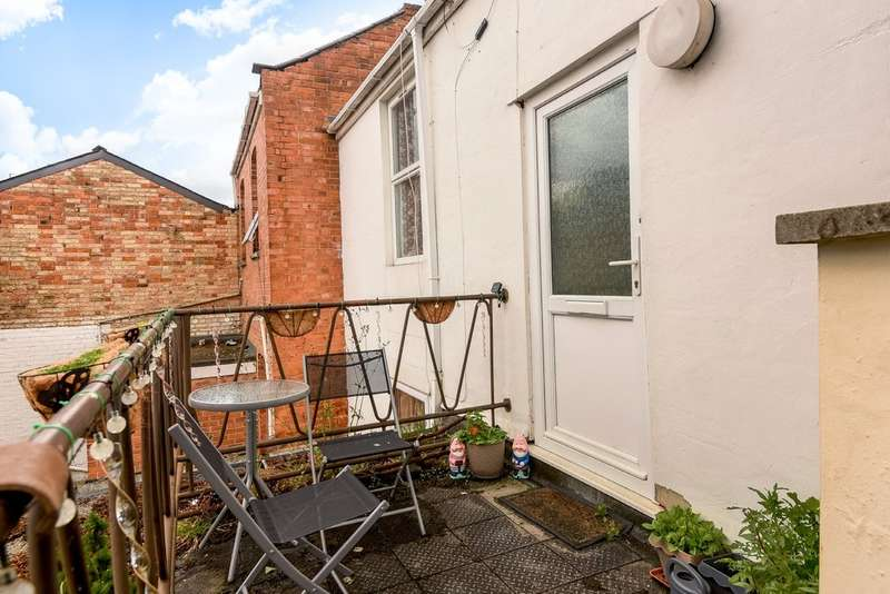 1 Bedroom Flat for sale in Pittville