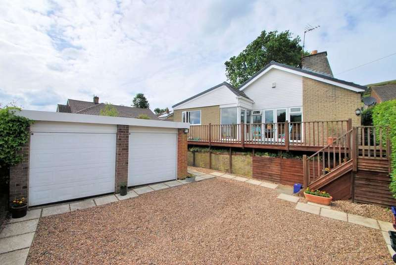 4 Bedrooms Detached Bungalow for sale in Croft Drive, Millhouse Green, Sheffield