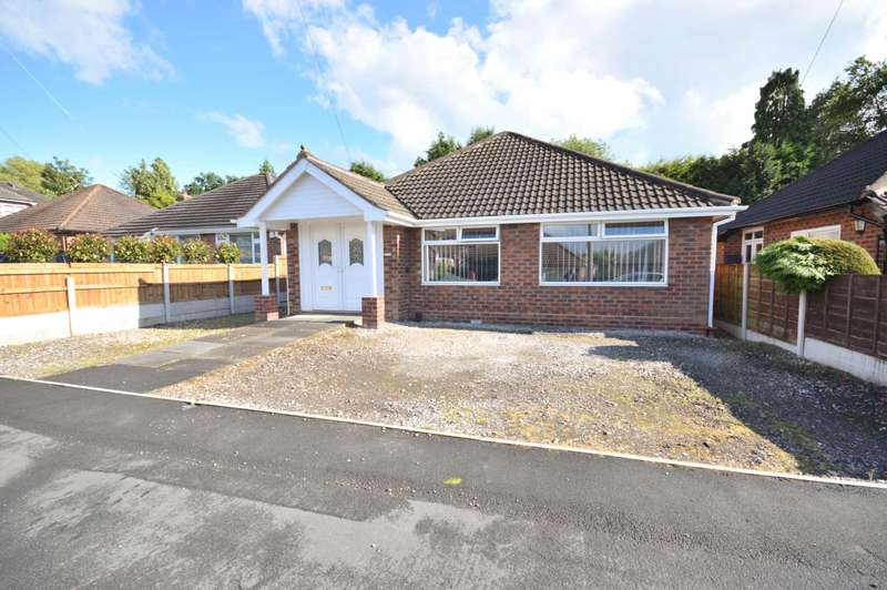 3 Bedrooms Bungalow for sale in MEADWAY, Bramhall