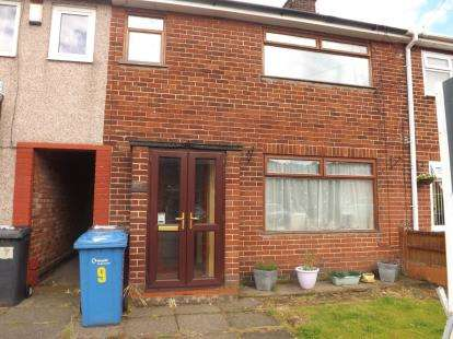 2 Bedrooms Terraced House for sale in Hindle Avenue, Warrington, Cheshire