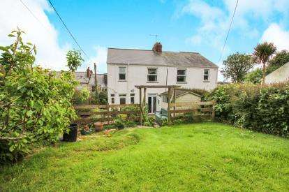 3 Bedrooms Semi Detached House for sale in Rhind Street, Bodmin, Cornwall