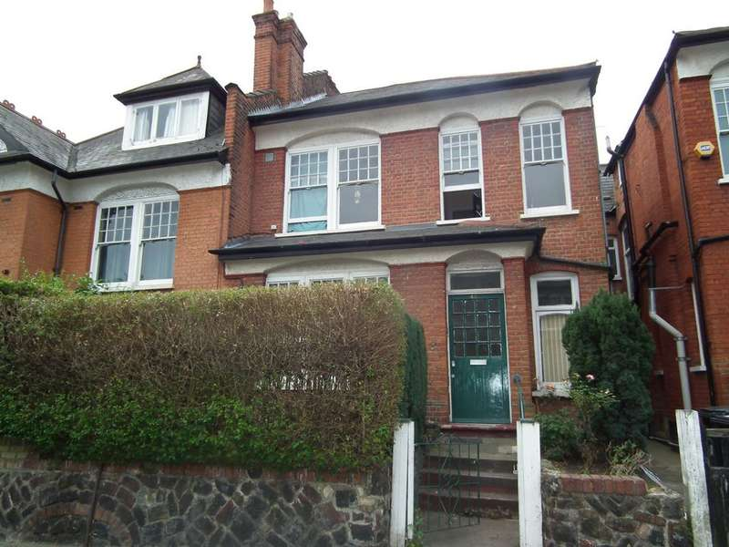 2 Bedrooms Flat for sale in Earlsthorpe Road, Sydenham, SE26