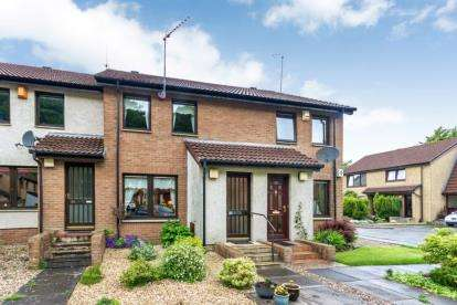 2 Bedrooms Terraced House for sale in Wellmeadow Way, Newton Mearns