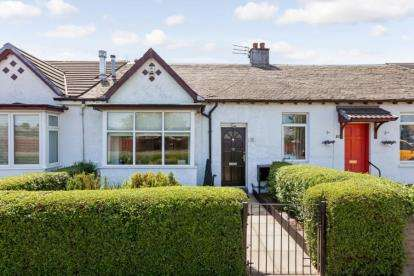 2 Bedrooms Terraced House for sale in Newmains Road, Renfrew