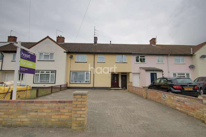 4 Bedrooms Terraced House for sale in Gloucester Avenue, Shrub End, Colchester, CO2