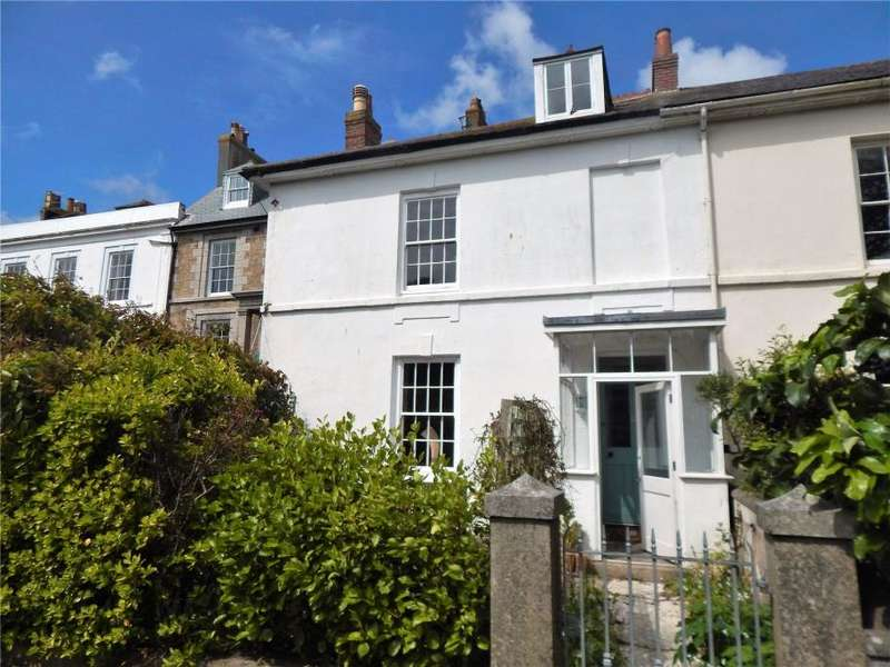 3 Bedrooms End Of Terrace House for sale in Clarence Terrace, Penzance, Cornwall
