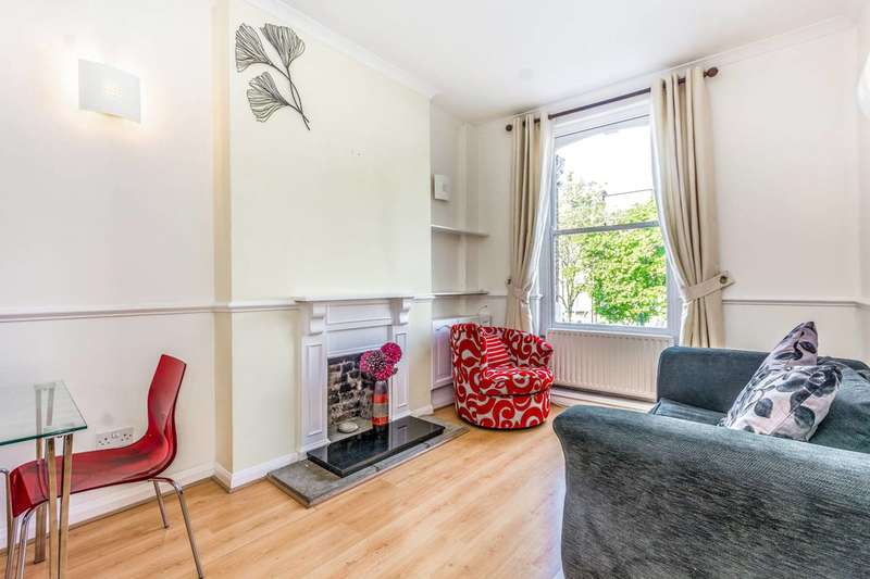 1 Bedroom Flat for sale in Petherton Road, Islington, N5