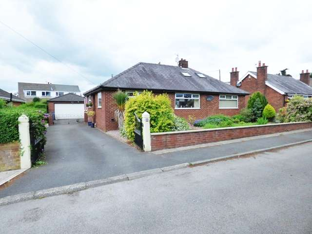 4 Bedrooms Detached Bungalow for sale in Wigan Road, Euxton, Chorley, PR7