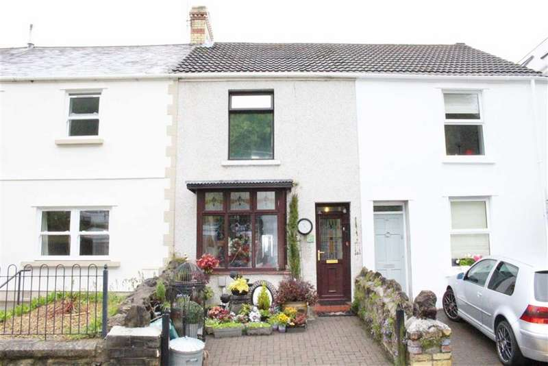 2 Bedrooms Terraced House for sale in Castle Road, Mumbles