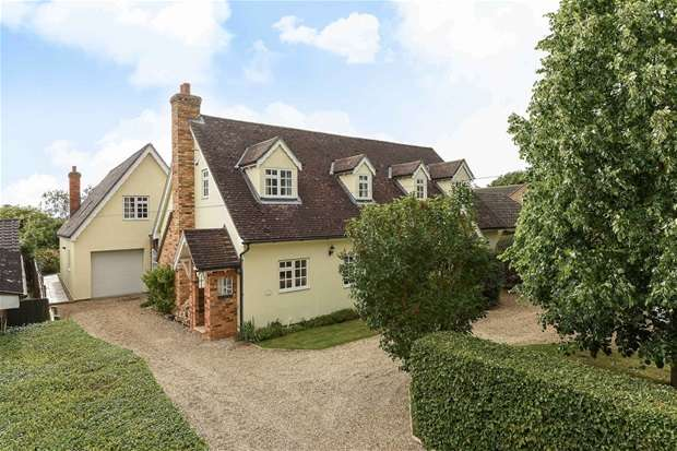 6 Bedrooms Detached House for sale in Gold Lane, Biddenham