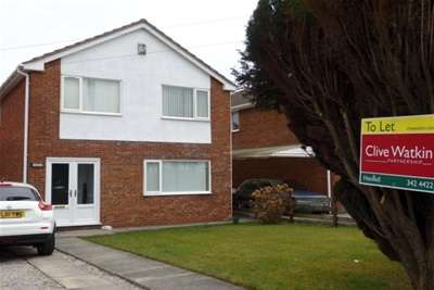 4 Bedrooms Detached House for rent in Whaley Lane Irby