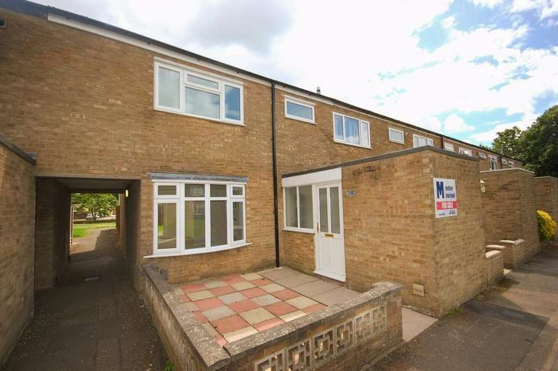 4 Bedrooms Terraced House for sale in Ely Close, Stevenage