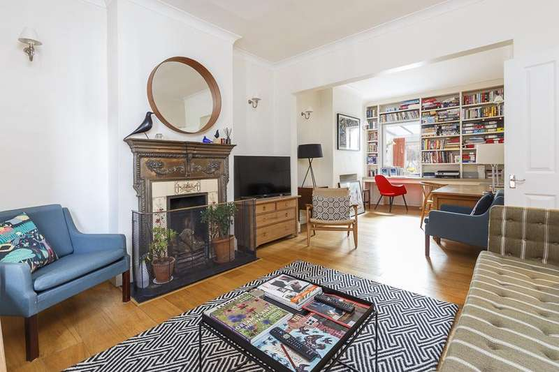 4 Bedrooms Terraced House for sale in Percy Road, London W12