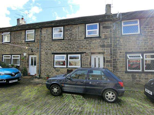 2 Bedrooms Terraced House for sale in Marsh, Honley, Huddersfield