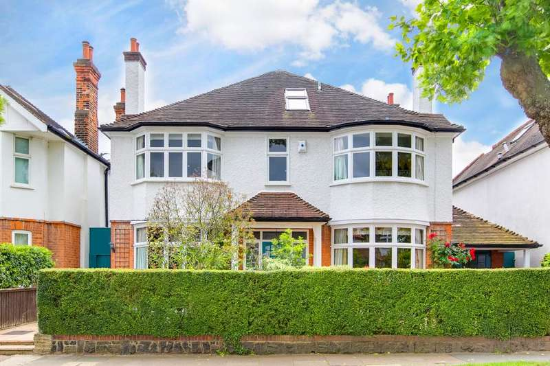 6 Bedrooms Detached House for sale in Park Road, Chiswick W4
