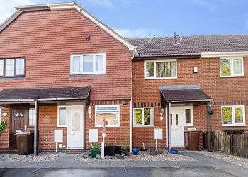2 Bedrooms Terraced House for sale in Evans Road, Nottingham, NG6 0QP