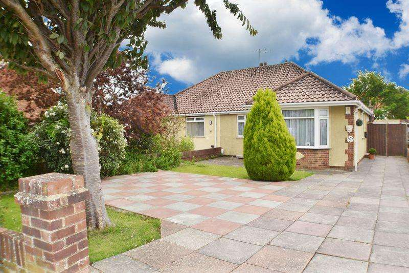 3 Bedrooms Semi Detached Bungalow for sale in TARRING