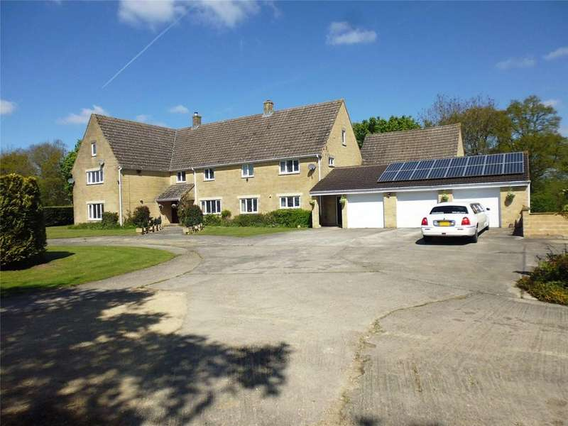 6 Bedrooms Detached House for sale in Minety, Malmesbury, Wiltshire, SN16