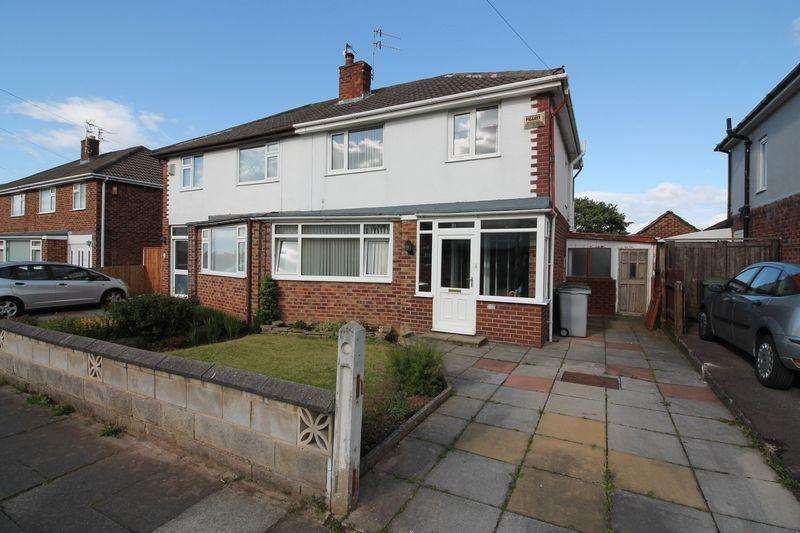 3 Bedrooms Semi Detached House for sale in Mavis Drive, Woodchurch