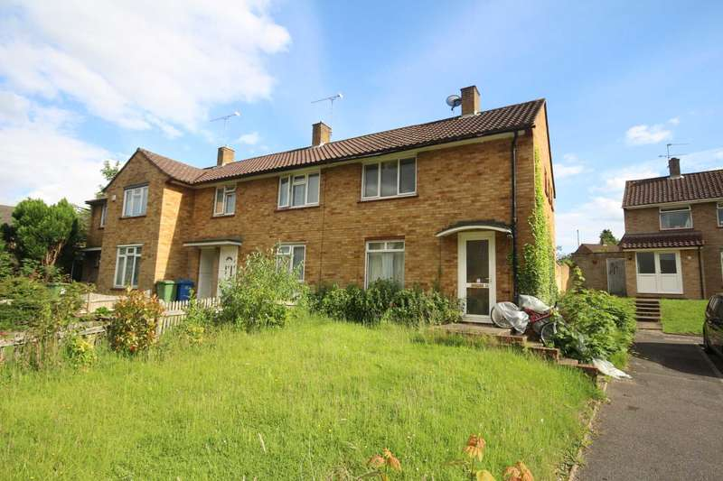2 Bedrooms End Of Terrace House for sale in Littledale Close, Bracknell