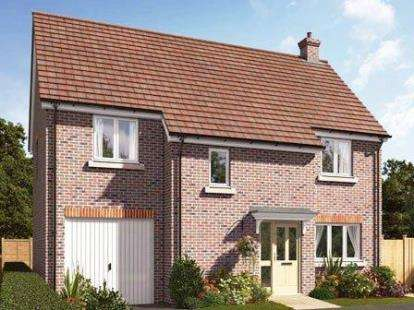 3 Bedrooms Semi Detached House for sale in Quarrendon, Aylesbury
