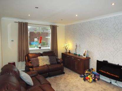 3 Bedrooms Terraced House for sale in Ennerdale Avenue, Blackburn, Lancashire, BB1