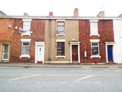 2 Bedrooms Terraced House for sale in Livesey Branch Road, Livesey, Blackburn, Lancashire, BB2