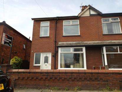 3 Bedrooms Semi Detached House for sale in Vine Street, Wigan, Greater Manchester, WN1