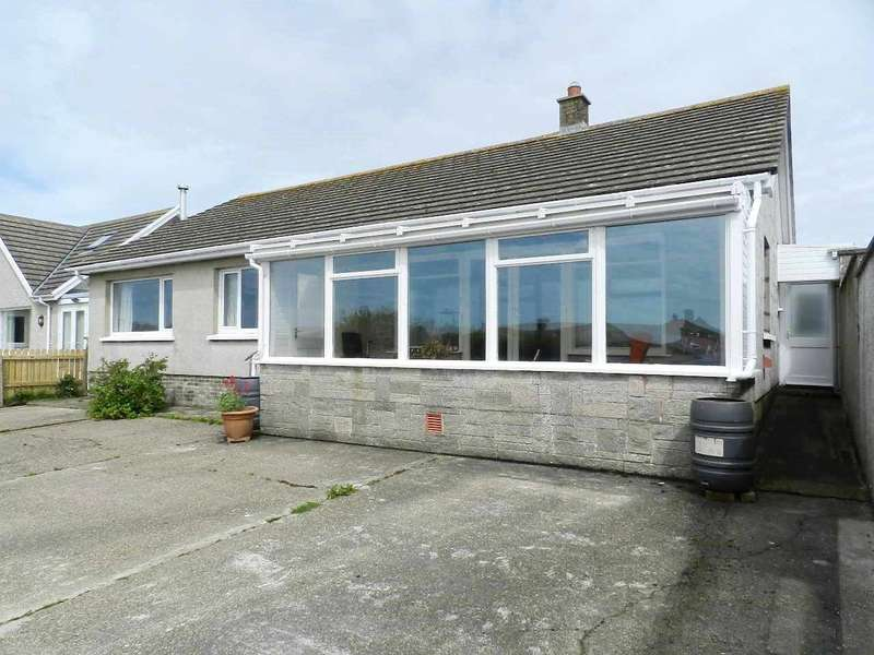 3 Bedrooms Detached Bungalow for sale in Sandyke Road, Broad Haven, Haverfordwest