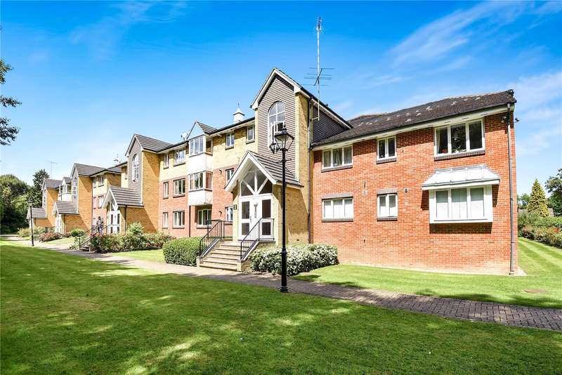 2 Bedrooms Apartment Flat for sale in Cherry Court, 621 Uxbridge Road, Pinner, Middlesex, HA5