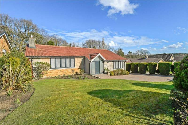 3 Bedrooms Detached Bungalow for sale in Fulwith Drive, Harrogate, North Yorkshire