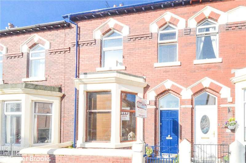 3 Bedrooms Terraced House for sale in Harris Street, Fleetwood, FY7