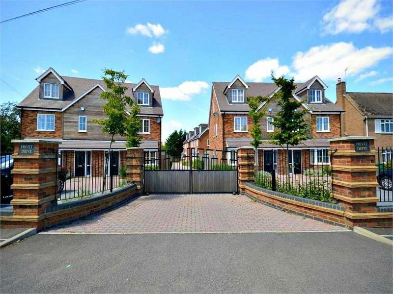 4 Bedrooms Detached House for sale in Privet Drive, Leavesden, WATFORD, Hertfordshire