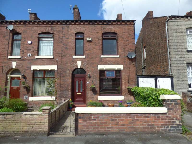3 Bedrooms End Of Terrace House for sale in Belgrave Road, New Moston, Manchester, M40