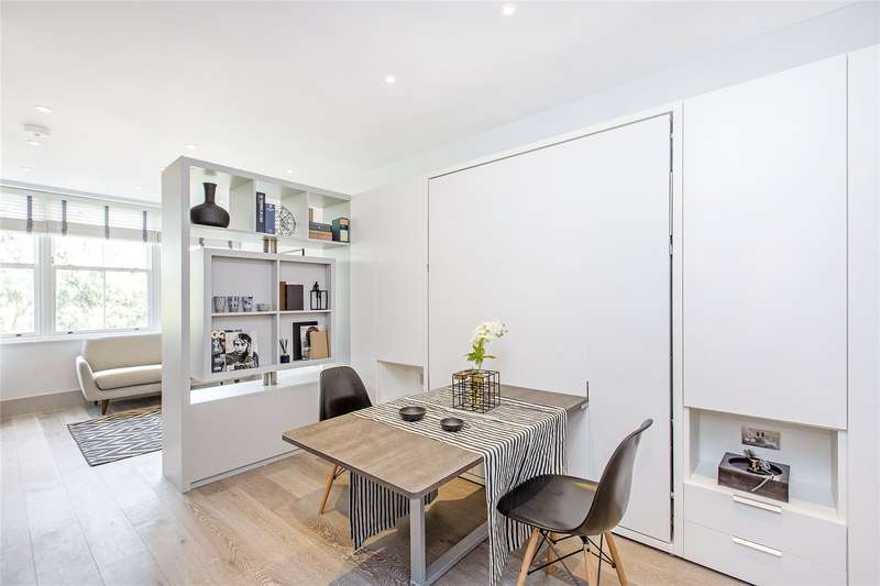 Apartment Flat for sale in Abbeville Road, London, SW4