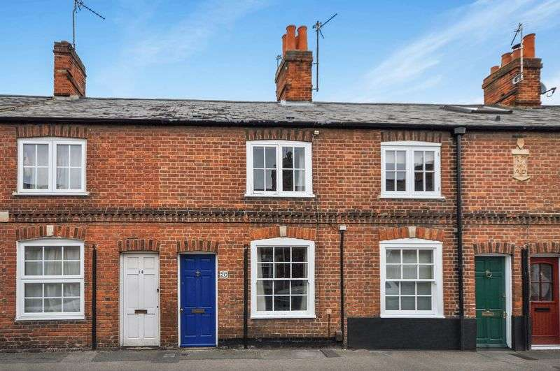 2 Bedrooms Property for sale in Edward Street, Abingdon