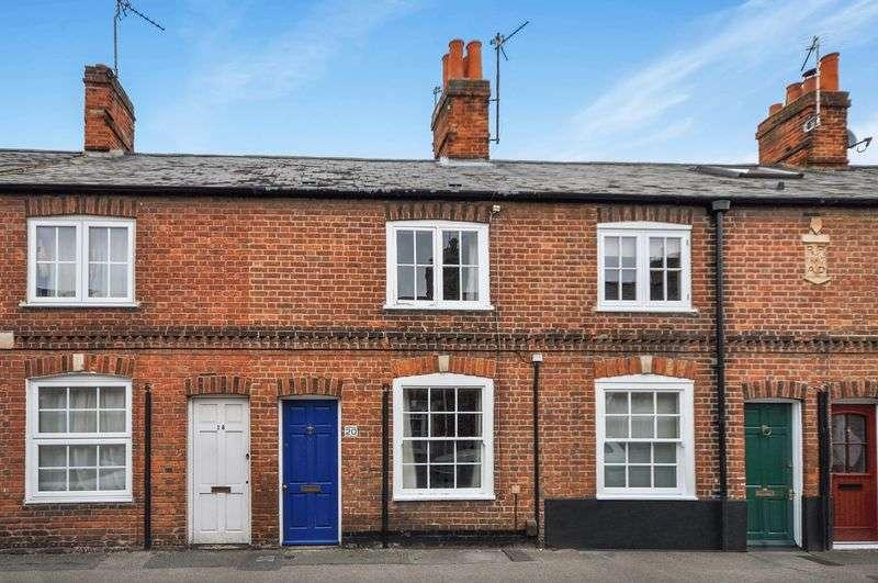 2 Bedrooms Property for sale in Edward Street, Abingdon
