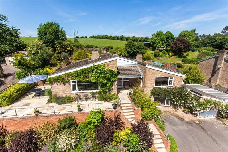 4 Bedrooms Detached House for sale in Longstock, Stockbridge, Hampshire, SO20